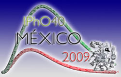 The Logo of IPHO2009