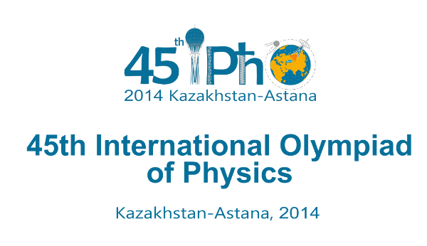 The Logo of IPhO2014